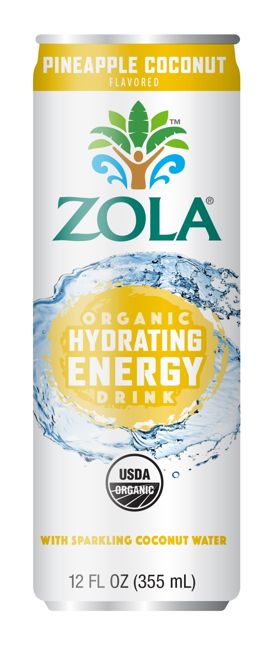 Amazon Com Zola Coconut Water With Espresso 17 5 Ounce