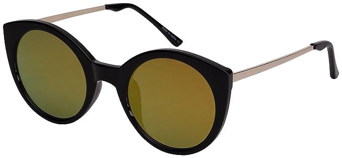 Amazon.com: Edge i-wear Ronda Cat Eye Lente plana anteojos ...
