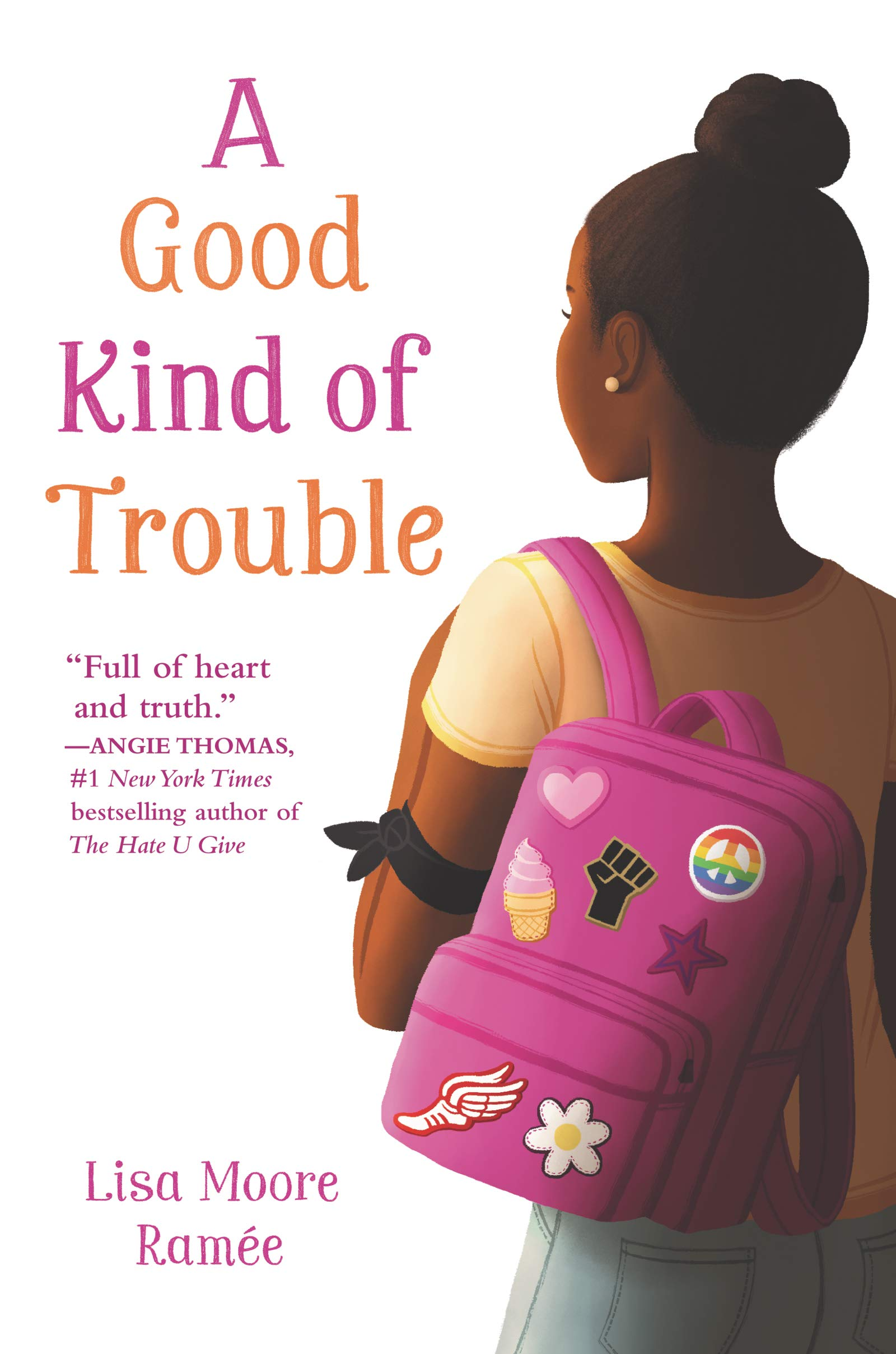 Image result for good kind of trouble amazon