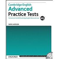Cambridge English Advanced Practice Tests (Cambridge Advanced English (CAE) Practice Tests)