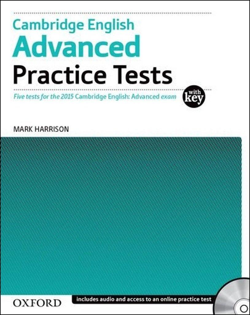 Cambridge English: Advanced Practice Tests: Cambridge English Advanced Practice Test without Key Exam Pack 3rd Edition (Cambridge Advanced English (CAE) Practice Tests) (Inglés) Tapa blanda – 14 ago 2014 Mark Harrison S.A. 0194512622 Inglese