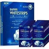 Teeth Whitening Strips for Teeth, BAIFROS 50 pcs Non-Slip 3D Dental Safe Formula White Strips for Teeth Whitening