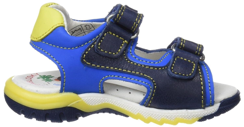 Blue Pablosky Boys/' 28726 Open Toe Sandals Azul 028726 7.5 UK