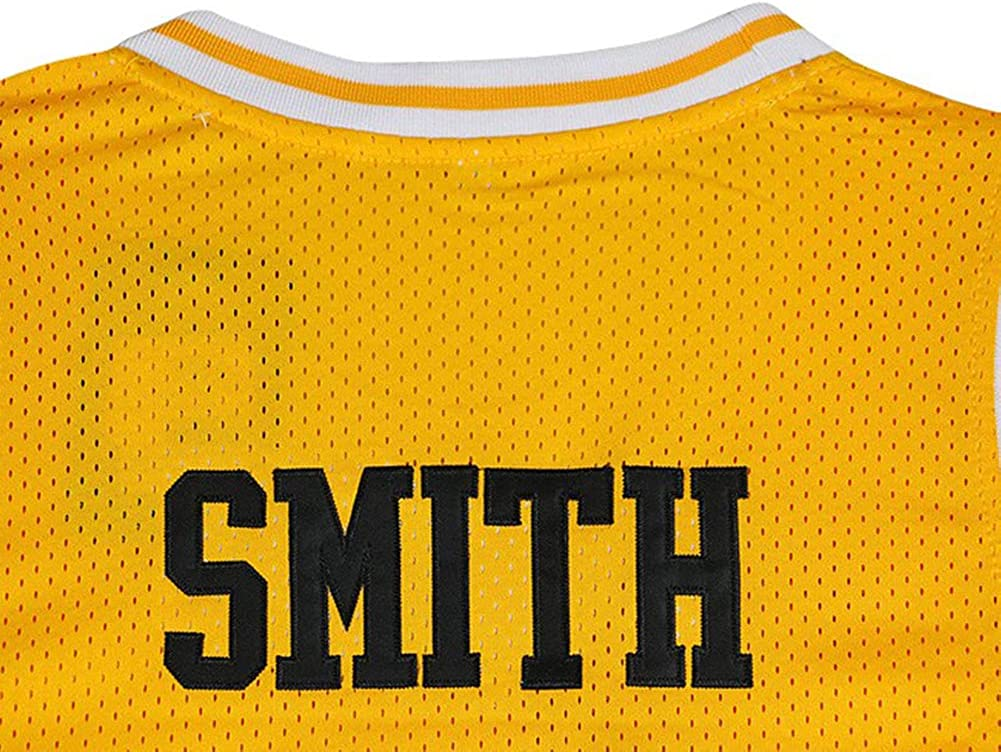 oldtimetown Smith #14 Bel Air Academy Fresh Prince Basketball Jersey Embroidered