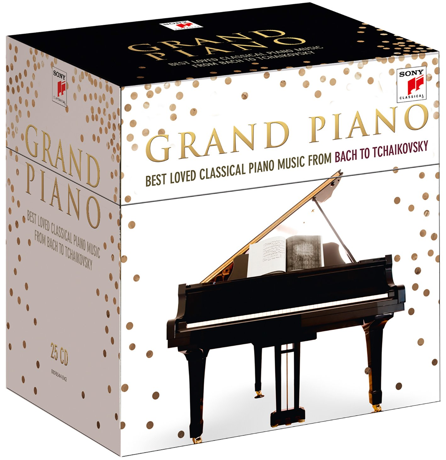 Best Loved Piano es Piano Music Amazon Classical Música Varios Grand PfqKC5H