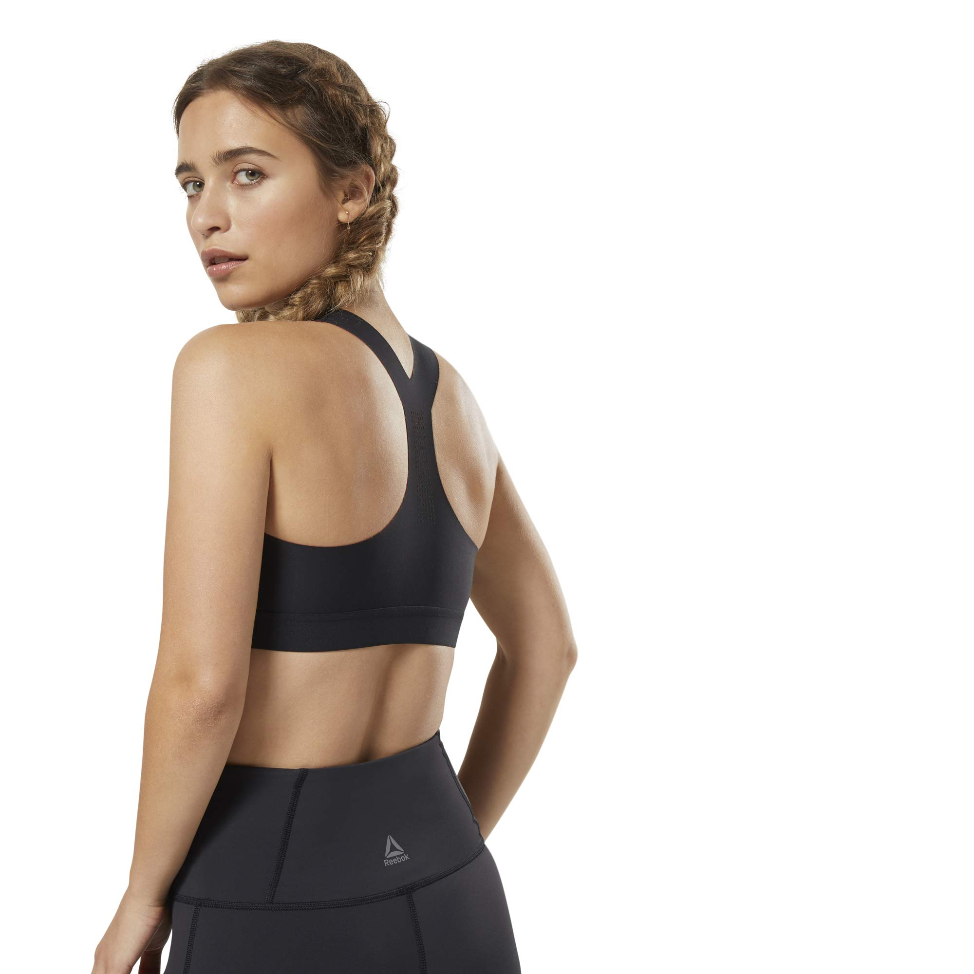 Reebok Puremove Bra, Black, Small by Reebok (Image #8)