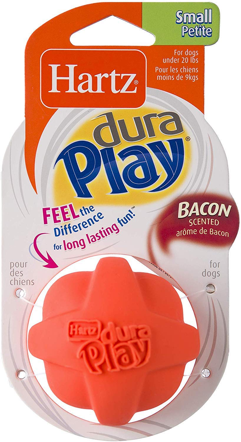 Hartz Dura Play Ball Size:Small Pack of 2