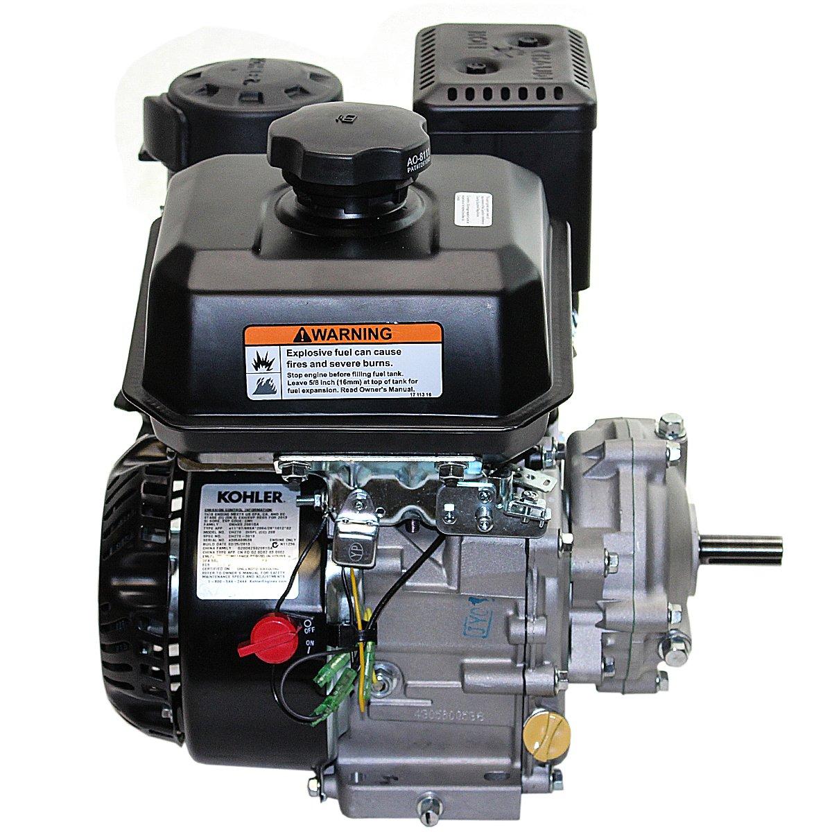 Kohler Engine Parts Together With Ch18s Kohler Engine Diagram