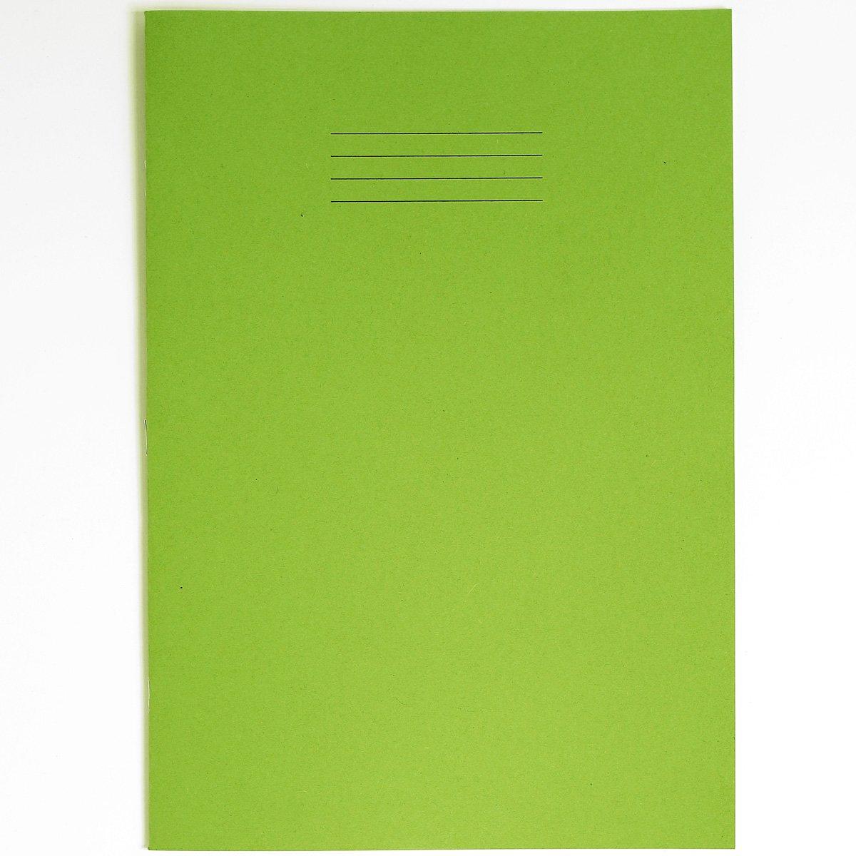 RHINO F8M colore: Blu scuro 80 pagine Quaderno formato A4 confezione da 10