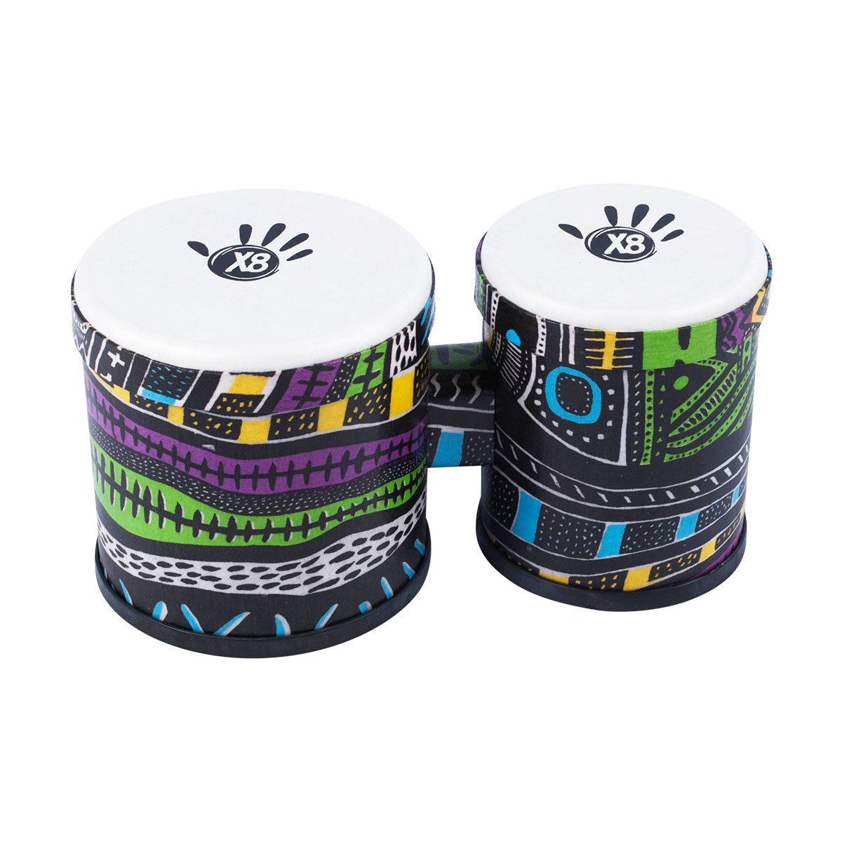 X8 Drums Island Kids Bongos by X8 Drums