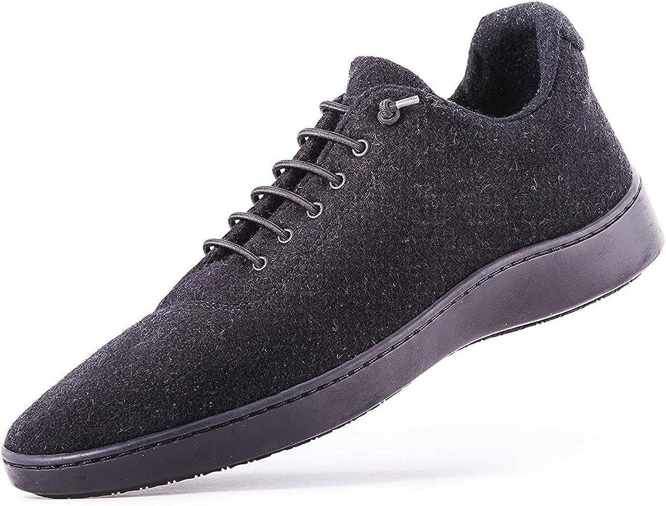 Baabuk Shoes Urban Wooler Sneaker Wooler-Greyorange