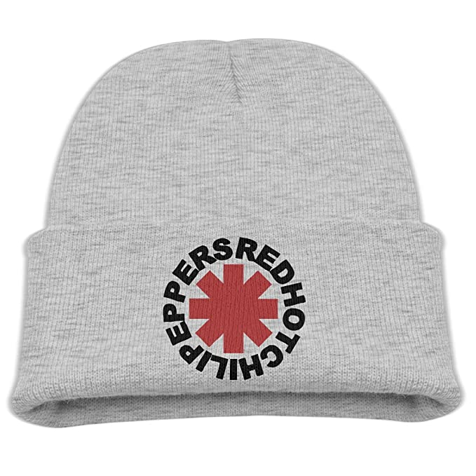 ccf0ae0f6 Eamy Toddler Red Hot Chili Peppers RHCP Beanie Hats Watchcap: Amazon ...
