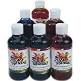 S&S Worldwide 8-oz. Color Splash! Liquid Watercolor Paint (set of 6)