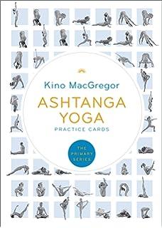 Ashtanga Yoga Practice Cards The Primary Series