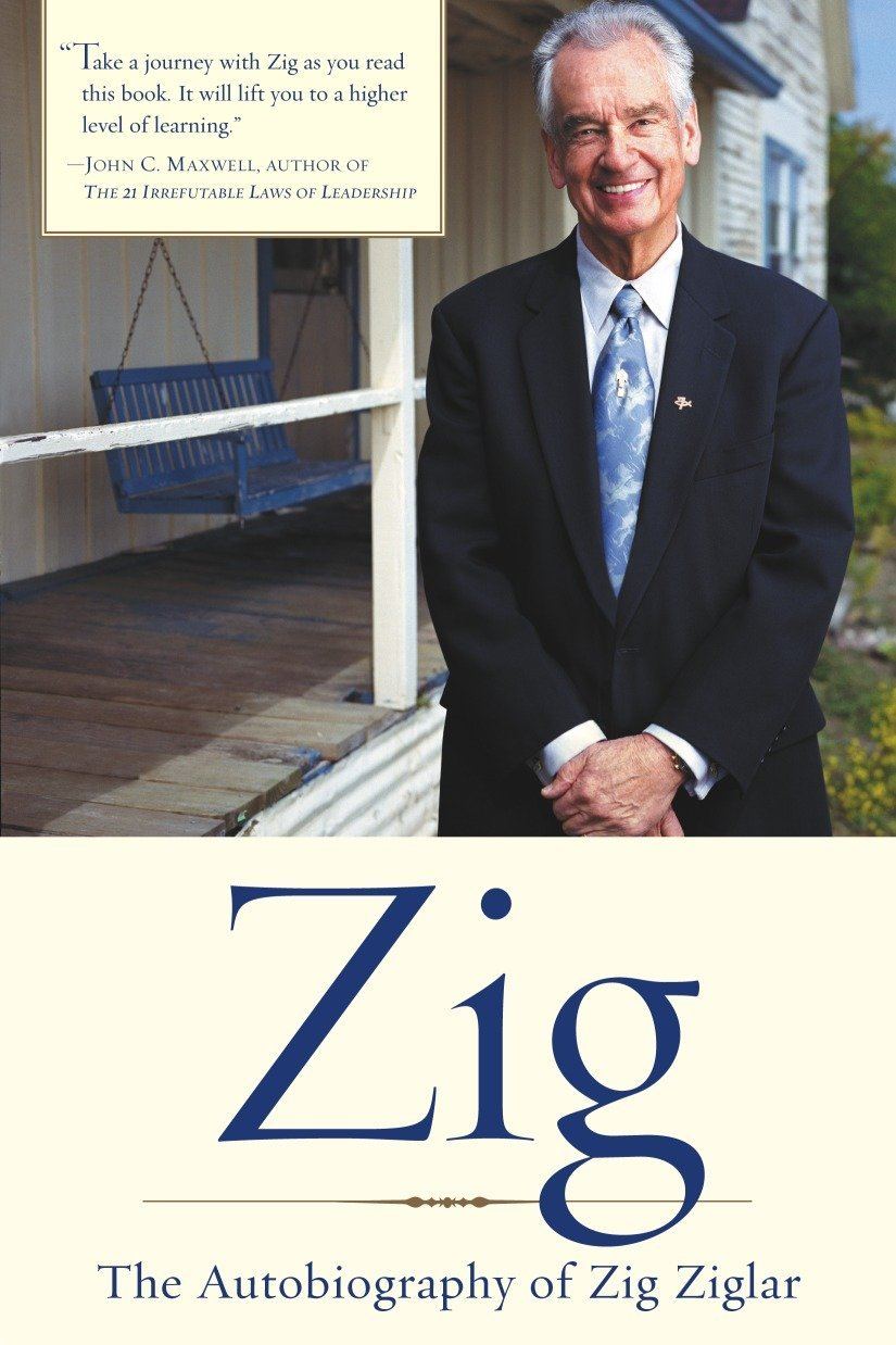 Read Online Zig: The Autobiography of Zig Ziglar PDF