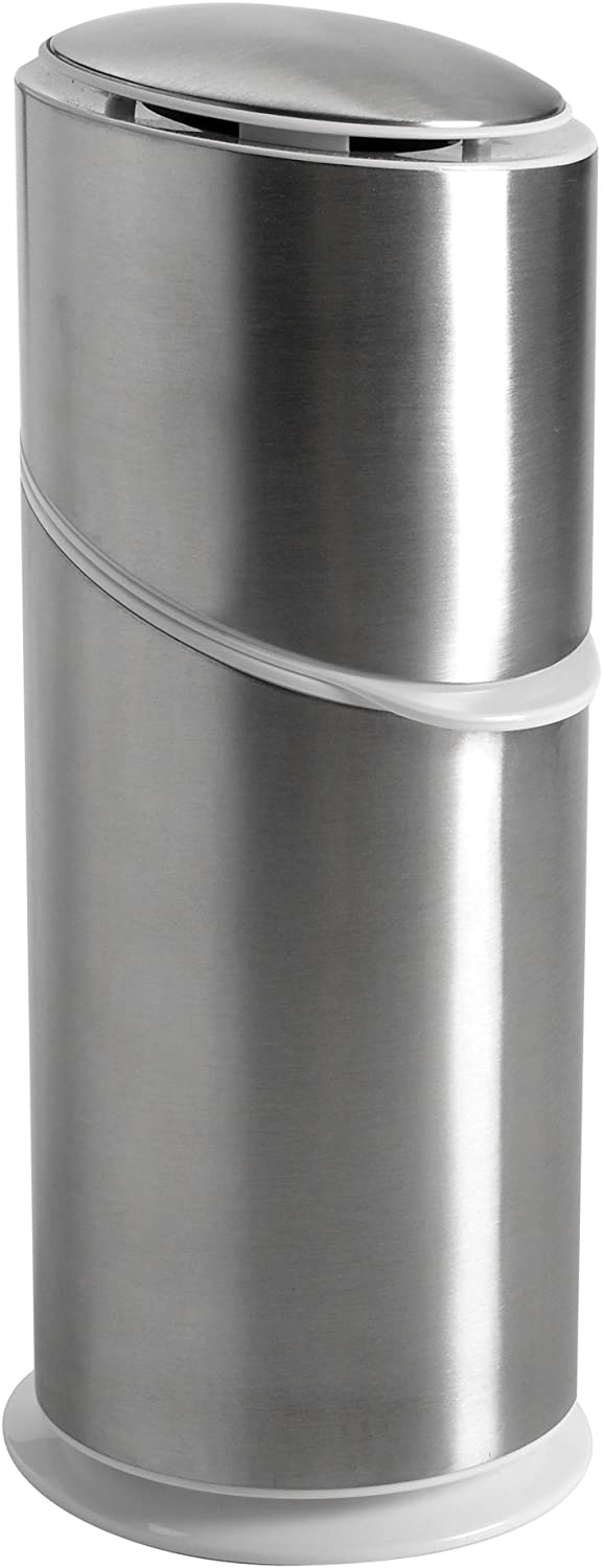 Electric Toothbrush Holder-OXO Stainless Steel Good Grips 1286600 Toothbrush Organizer