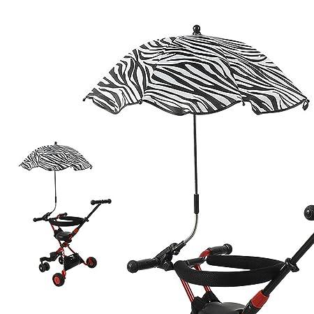 WeeLion Paraguas Universal de Cochecito con Clip para niños ...