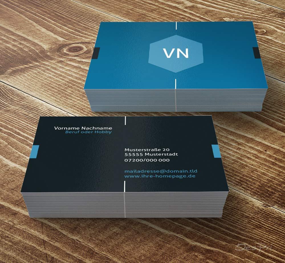 Business Visitenkarten Online Gestalten Despri Design