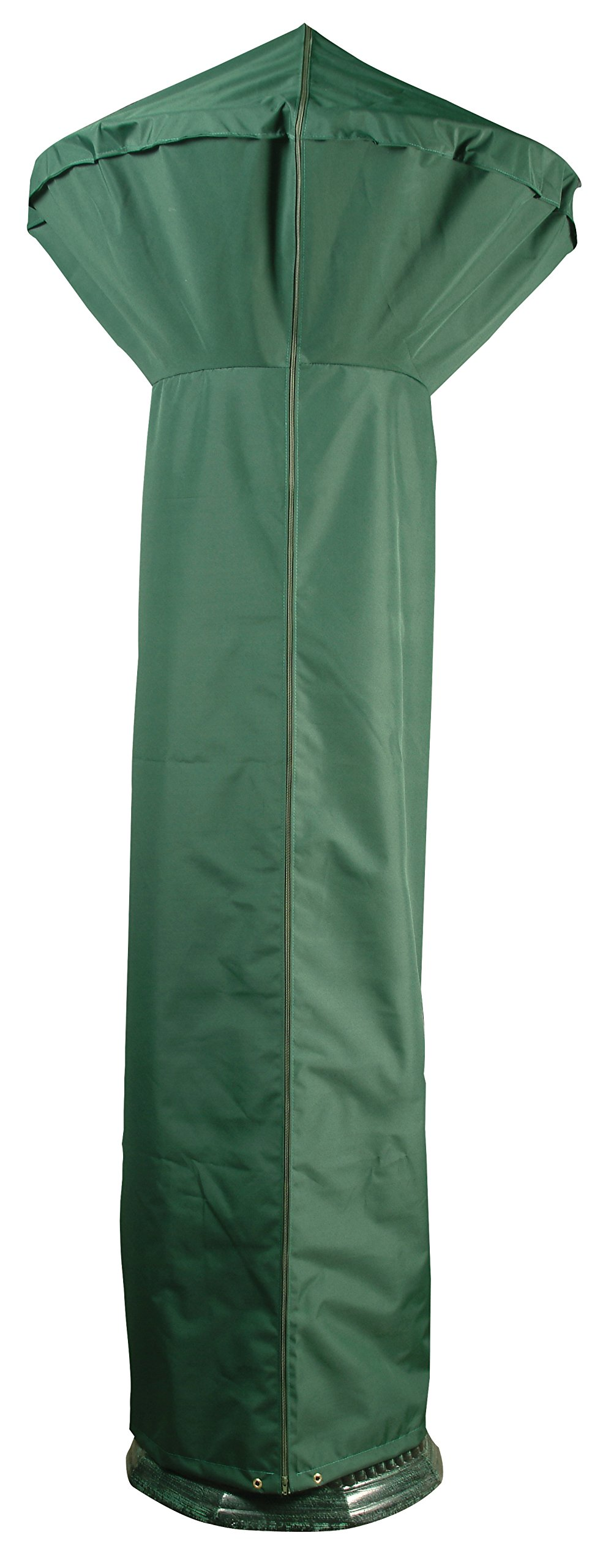 Bosmere Patio Heater Cover, 84'' High x 22'' Wide x 49'' Wide at Top, Green by Bosmere