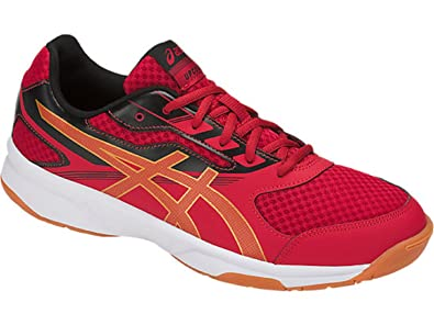 ASICS UPCOURT 2- CLASSIC RED RICH GOLD BLACK  Buy Online at Low Prices in  India - Amazon.in a51018bee8