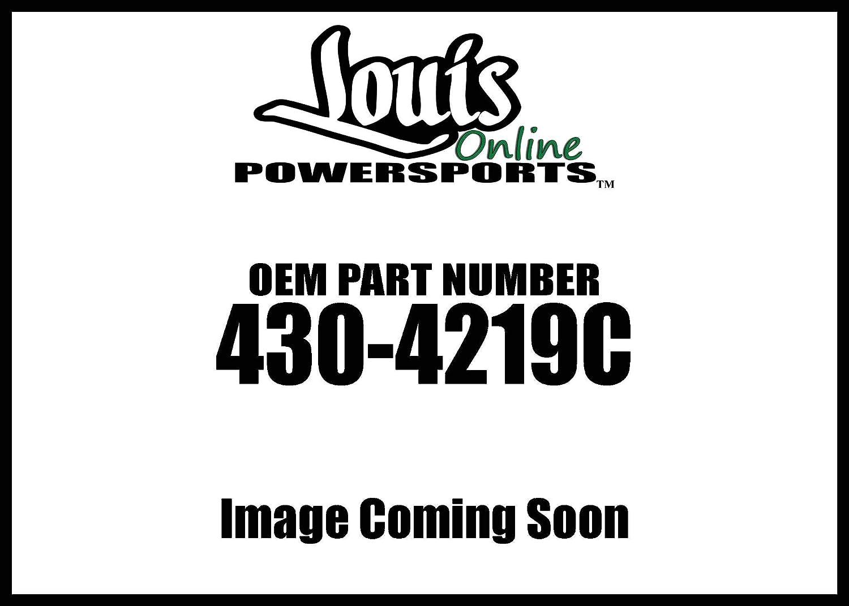 American Shifter 145985 Black Retro Shift Knob with M16 x 1.5 Insert Orange LOL