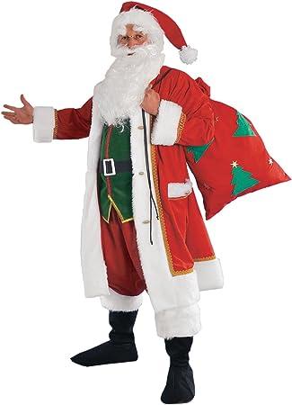 chiber Disfraces Disfraz Papa Noel con Saco: Amazon.es: Juguetes y ...