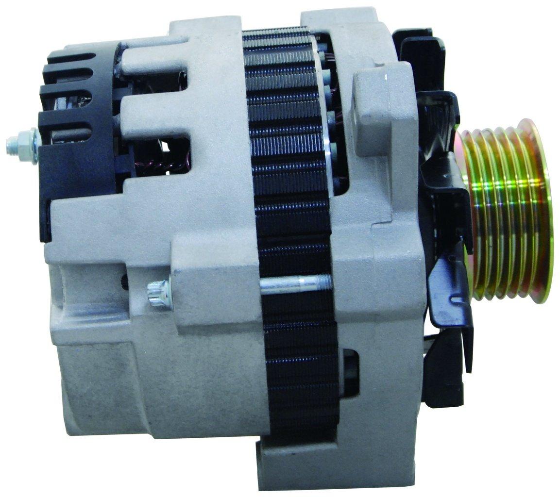 New Alternator For Chevy Gmc W 57 350 1989 93 C K Gm 3500 Engine Belt Diagram Pickup Truck 1500 2500 Automotive