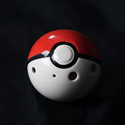 Pokemon Go Bola OcarinaAmazon esInstrumentos Pokeball De WoeCBdxr