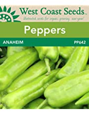 Pepper Seeds - Anaheim