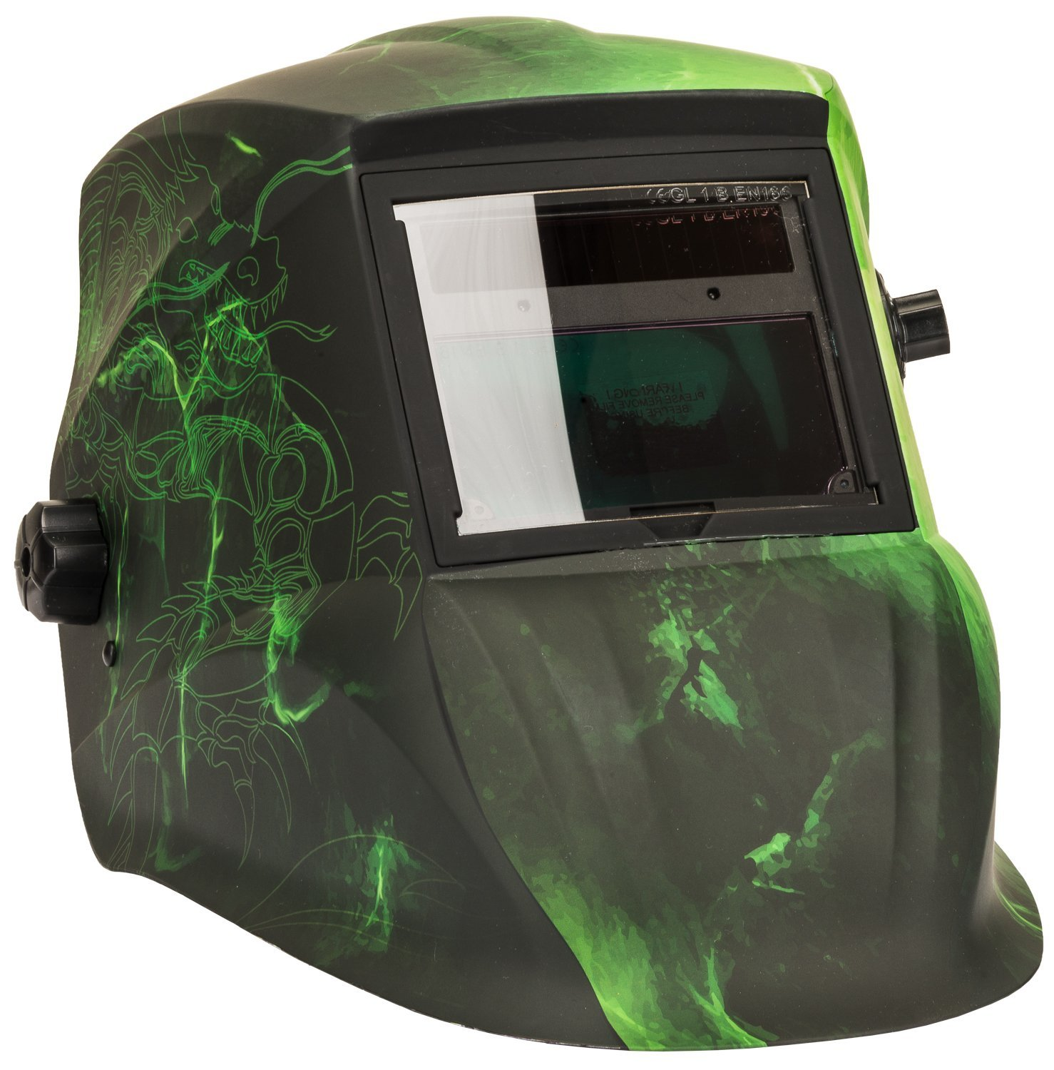 Forney 55707 Advantage Series Edge Auto Darkening Welding Helmet by Forney (Image #1)