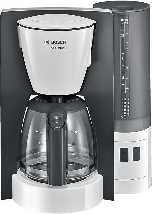 Bosch Comfort Line TKA6A041 - Cafetera de filtro / goteo, 1200 W ...