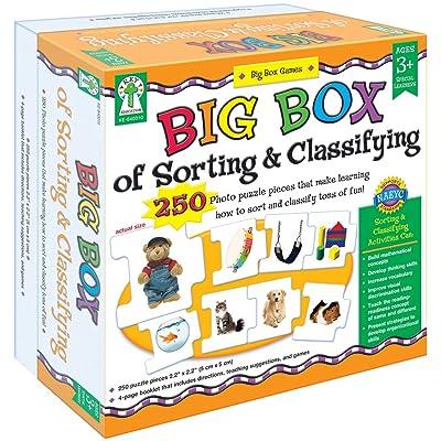 Key Education Big Box of Sorting & Classifying 840010: Flora M.S., Sherrill B.: Toys & Games