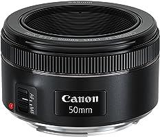 Objetiva Canon EOS EF 50mm F1.1.8 STM