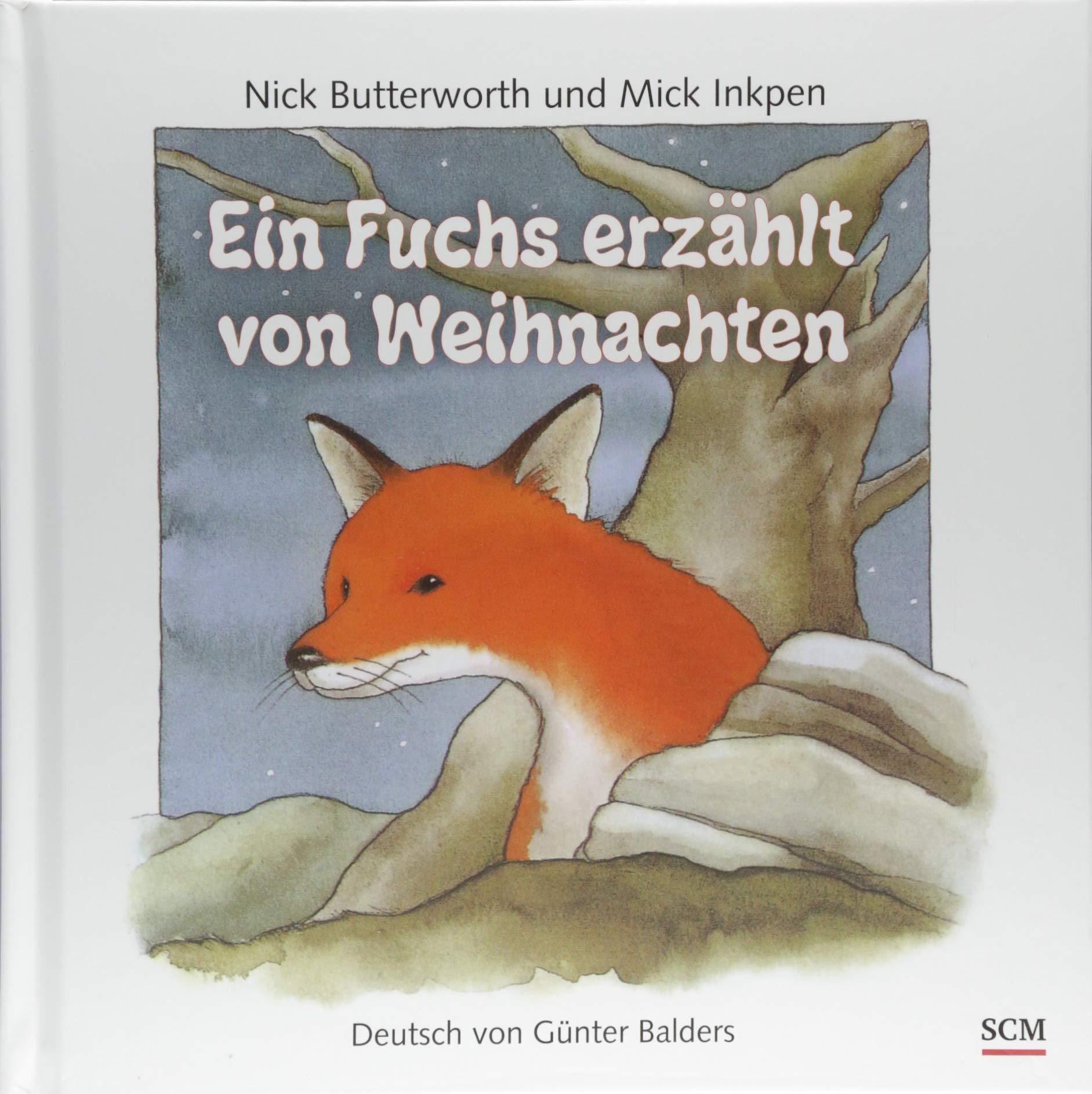 Ein Fuchs erzählt von Weihnachten: Amazon.de: Nick Butterworth, Mick ...