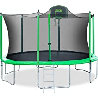 5. Merax 12 Ft. Basketball Trampoline