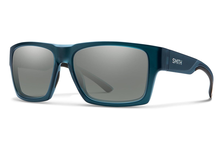 Smith Sunglasses, USA メンズ  Matte Crystal Deep Forest / Platinum Mirror B07CNZ2BNR