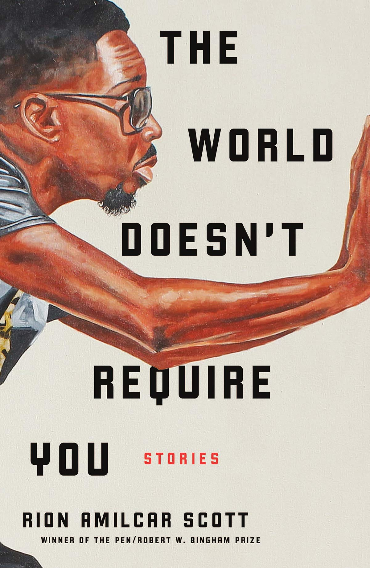 Image result for the world doesn't require you book cover
