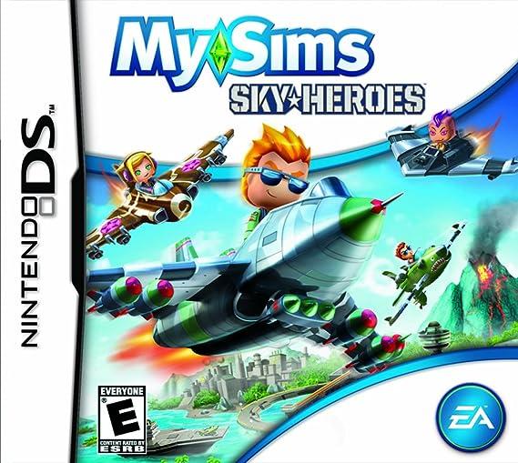 MY SIMS SKY HEROES / Nintendo DS juego en ESPAÑOL multi-Idiomas (compatible con Nintendo DS Lite DSI-3DS-2DS-XL-NEW): Amazon.es: Videojuegos