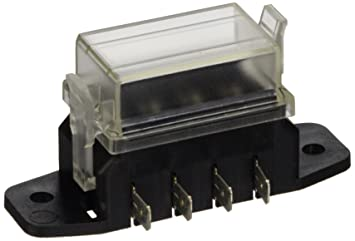 71fEooXd2 L._SX355_ amazon com hella h84960071 4 way lateral single fuse box automotive single fuse box at bakdesigns.co