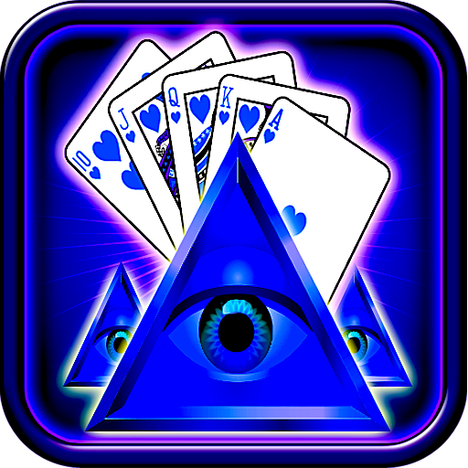 All Seeing Eye Demise Solitaire Grand (Grand Royale Poker)