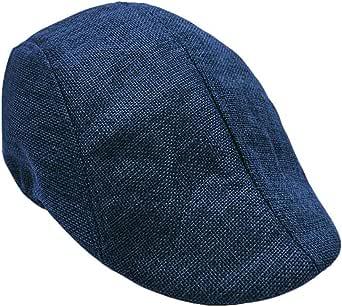 Gusspower Hombre Mujer Sombreros Gorras Boinas Gorra de Béisbol ...