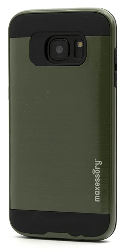 Amazon.com: Samsung Galaxy S7 Edge CASE, maxessory [Metro ...