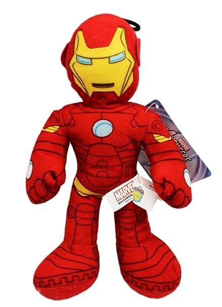 Amazon.com: 15 inch Marvel de Los Vengadores de montar Iron ...