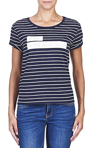 Only Onlmedea S/S Trend/Now Top Box ESS, Camiseta para Mujer
