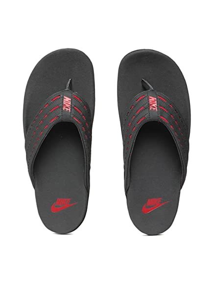 2bc35cc797a Nike Men Grey Keeso Thong Flip-Flops-10 UK India (45 EU)(11 US)  Buy Online  at Low Prices in India - Amazon.in
