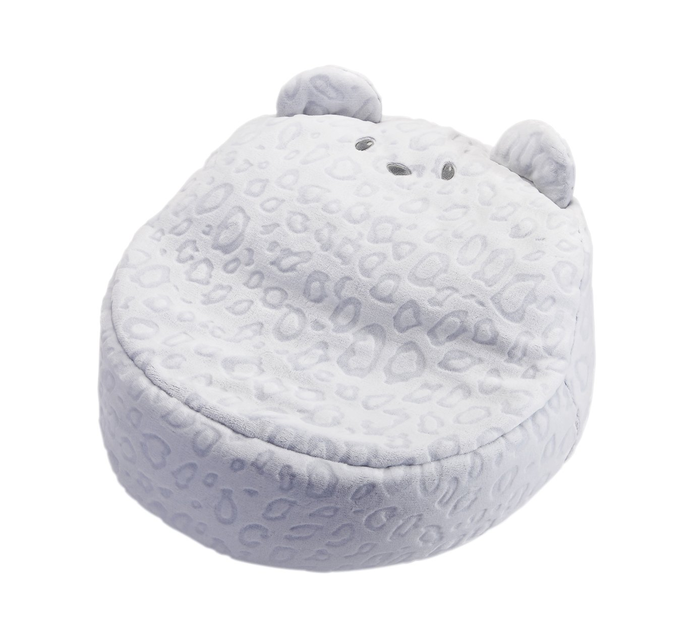 Nat and Jules Paden Bear Beanbag Chair DEMDACO 5004700265