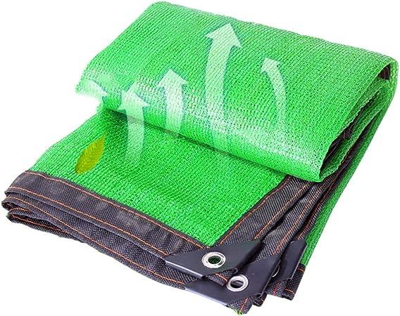 Verde Toldos de Tela Cubierta Ligero Lona alquitranada Protección UV para jardín al Aire Libre Red de sombreado Vela de la Sombra Cubierta Vegetal Red de jardín: Amazon.es: Hogar