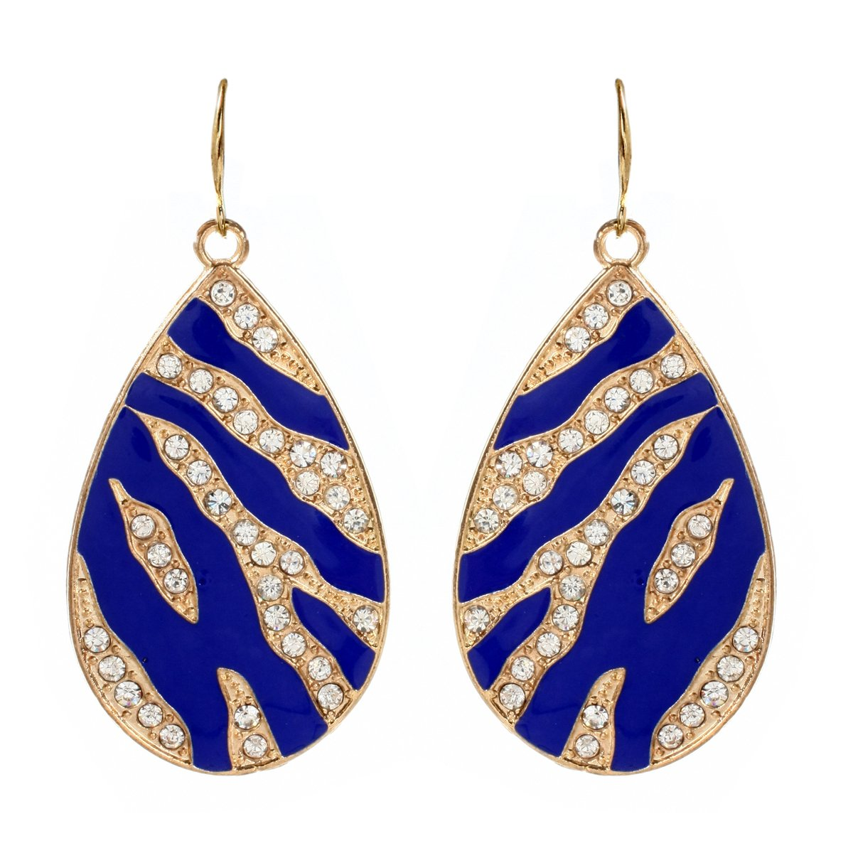 Amrita Singh Rendezvous Earrings Blue Lapis