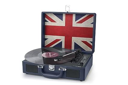 Muse MT102UK tocadisco - Tocadiscos, 33,45,78 RPM, 45,78 RPM ...