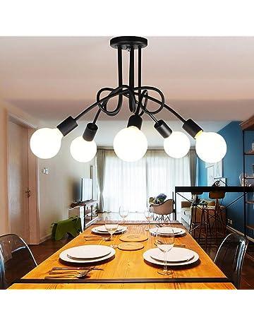 Amazon Fr Lustres Eclairage De Plafond Luminaires Eclairage